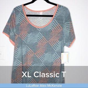 LuLaRoe XL Classic Tee